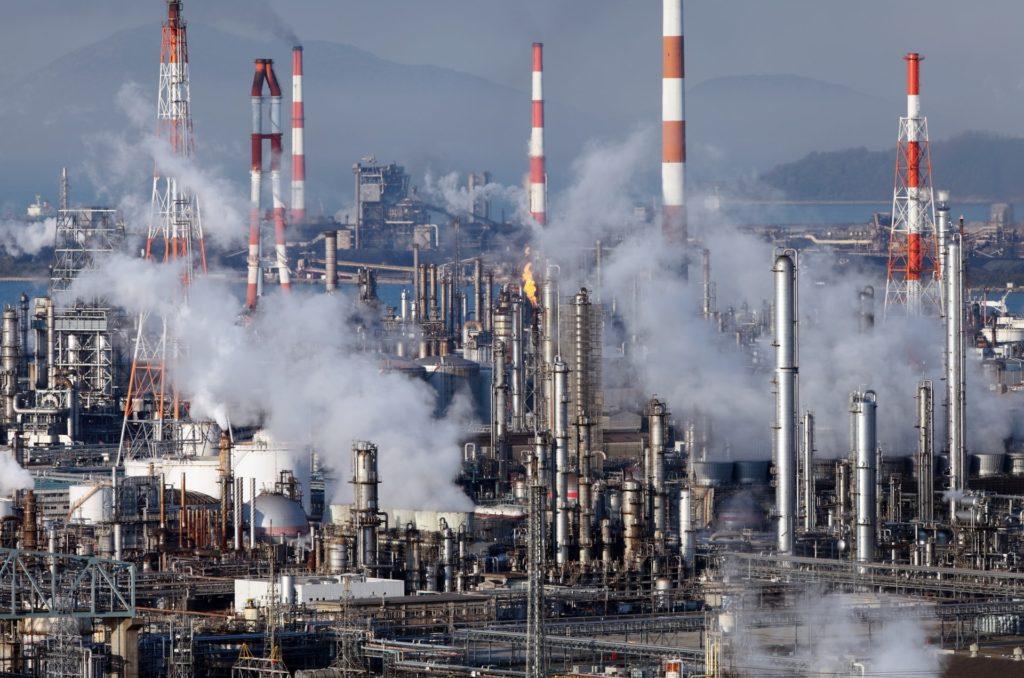 地球温暖化の原因と温室効果ガスについて